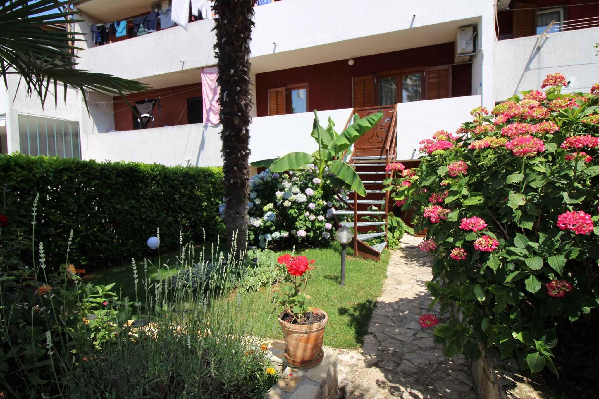 Ferienwohnung mit schöner Terrasse und Garten (280318), Porec, , Istrien, Kroatien, Bild 9