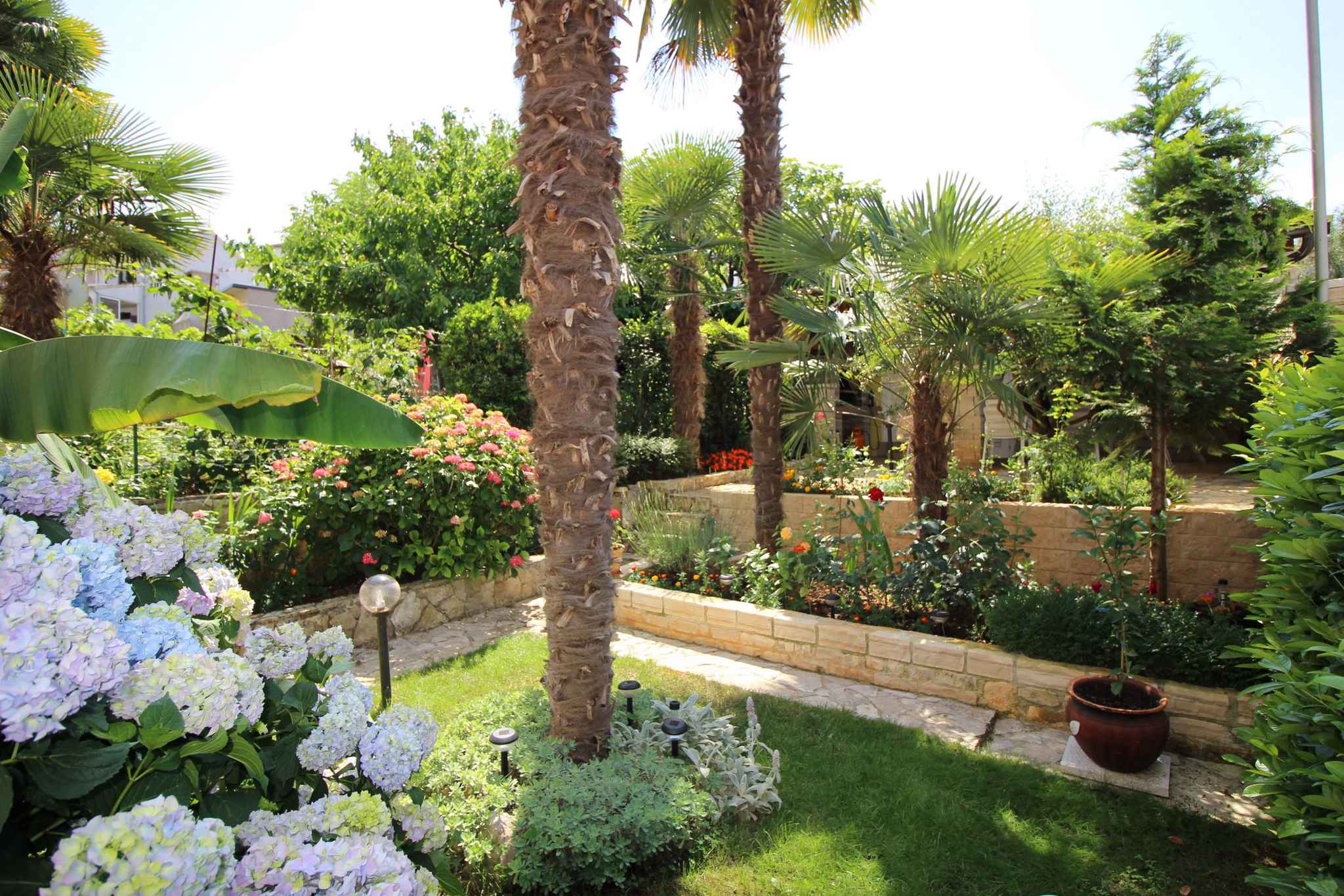 Ferienwohnung mit schöner Terrasse und Garten (280318), Porec, , Istrien, Kroatien, Bild 8