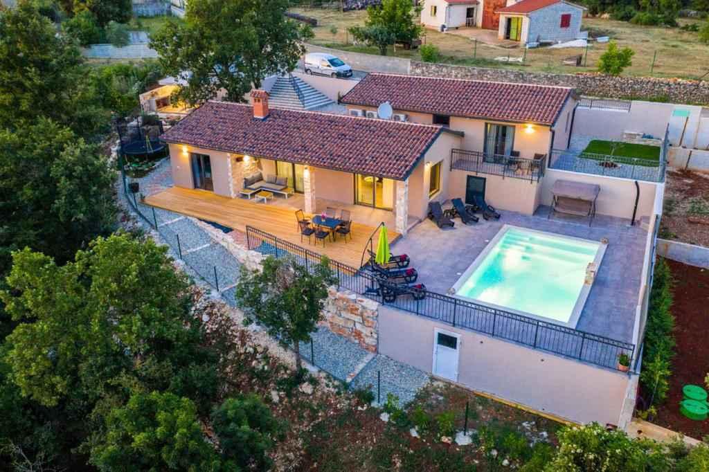 Ferienhaus Mit Pool (2749534), Marcana, , Istrien, Kroatien, Bild 2