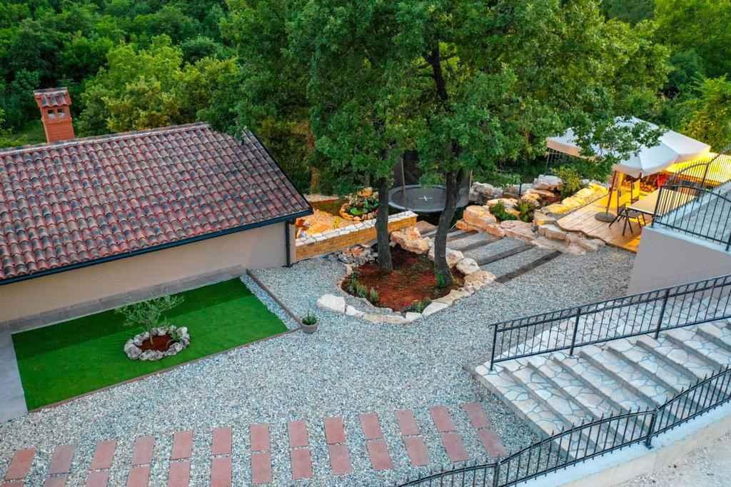 Ferienhaus Mit Pool (2749534), Marcana, , Istrien, Kroatien, Bild 3