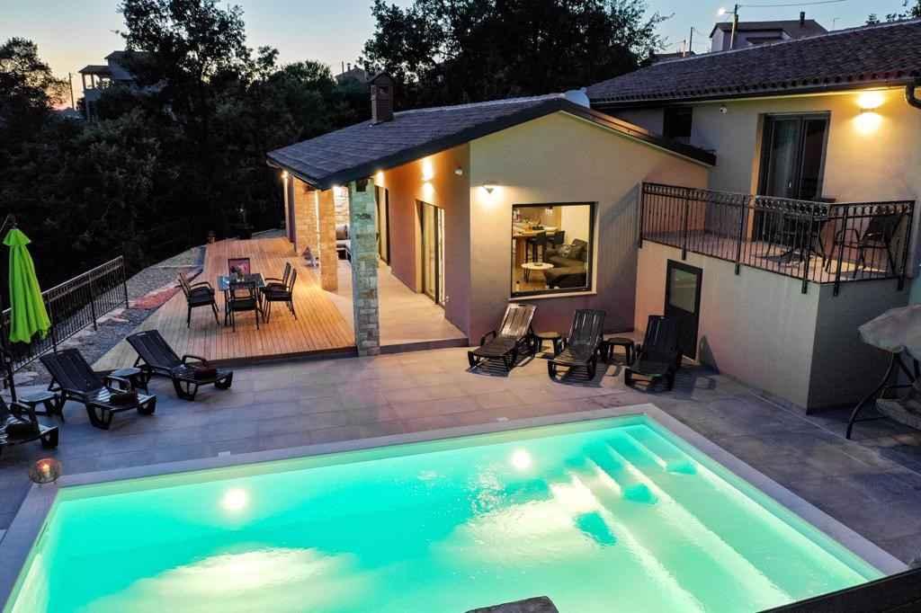 Ferienhaus Mit Pool (2749534), Marcana, , Istrien, Kroatien, Bild 4