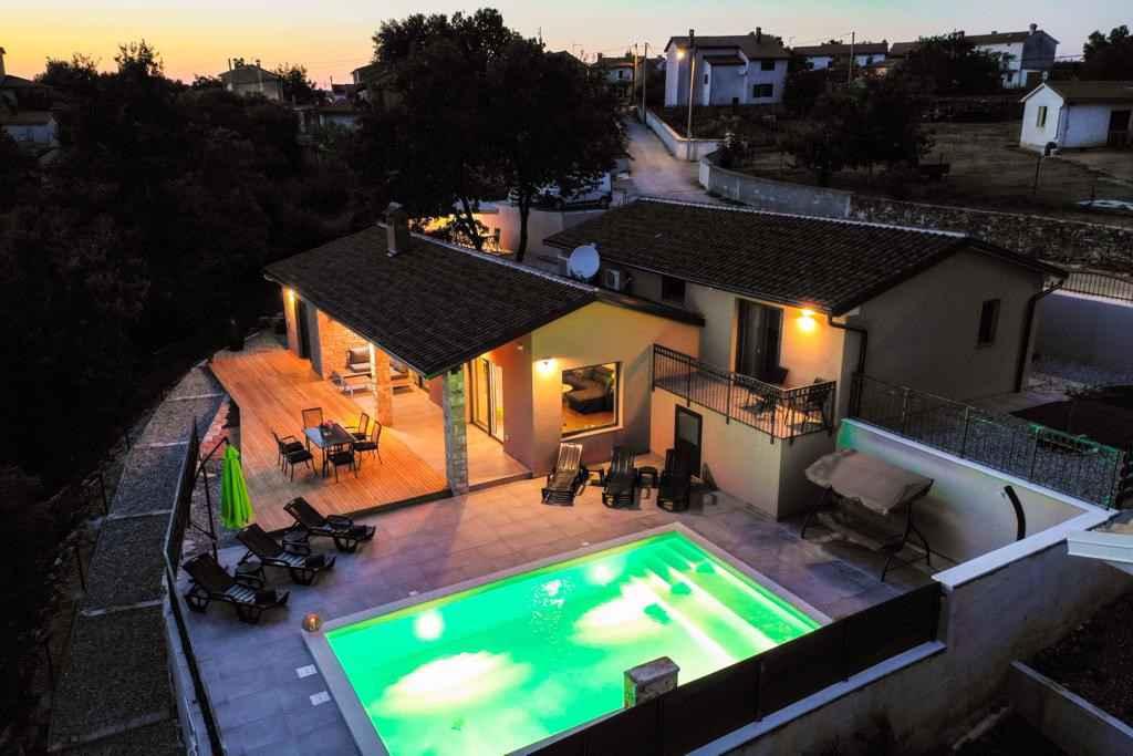 Ferienhaus Mit Pool (2749534), Marcana, , Istrien, Kroatien, Bild 7
