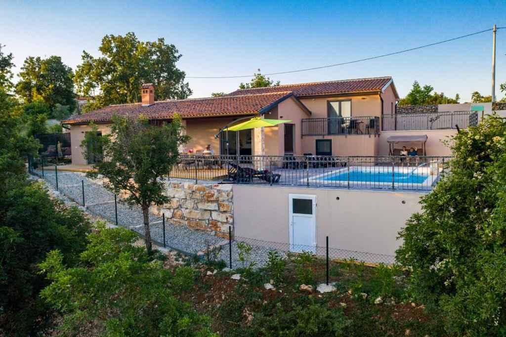 Ferienhaus Mit Pool (2749534), Marcana, , Istrien, Kroatien, Bild 8