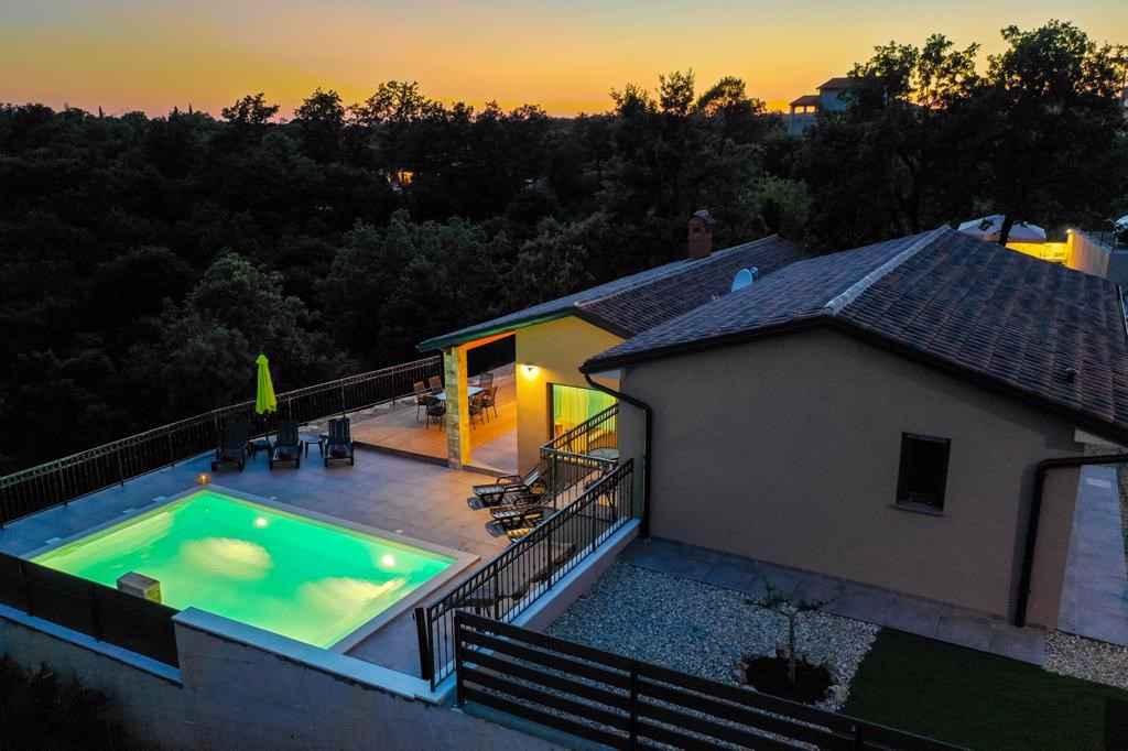 Ferienhaus Mit Pool (2749534), Marcana, , Istrien, Kroatien, Bild 13