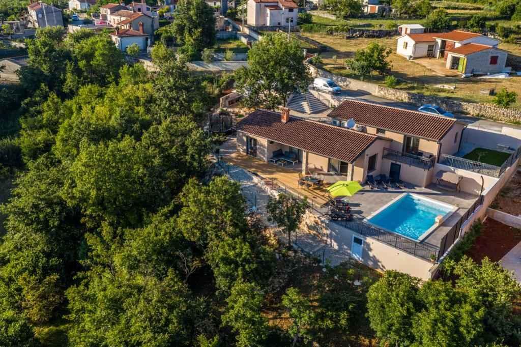 Ferienhaus Mit Pool (2749534), Marcana, , Istrien, Kroatien, Bild 14