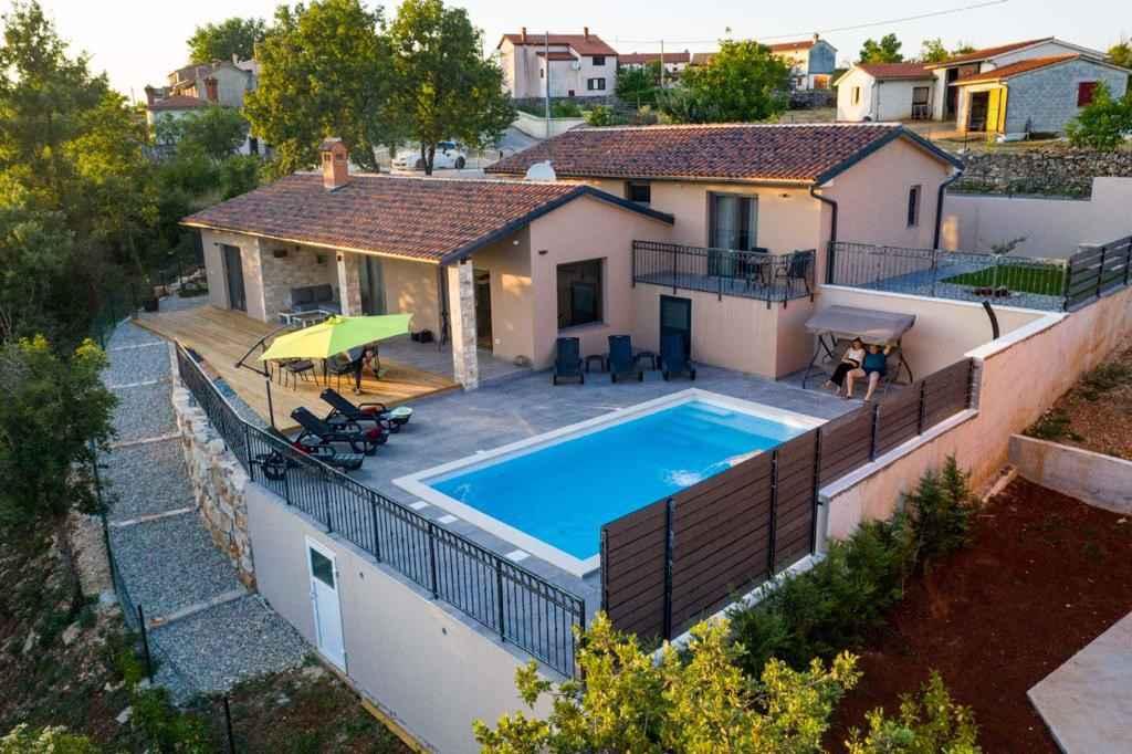 Ferienhaus Mit Pool (2749534), Marcana, , Istrien, Kroatien, Bild 16